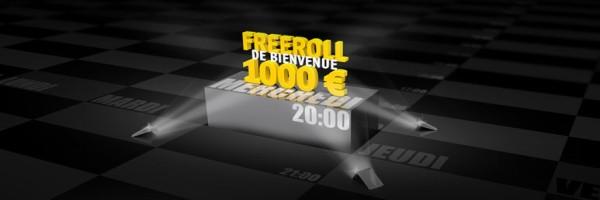 freeroll de bienvenue bwin poker