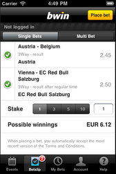 bwin.fr-android-application
