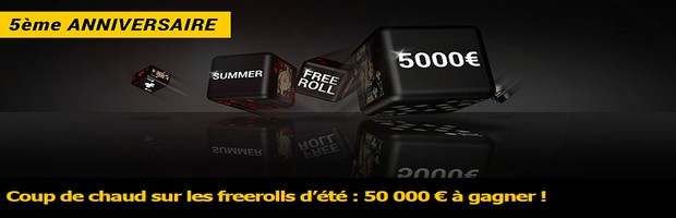 Bwin Summer Freerolls