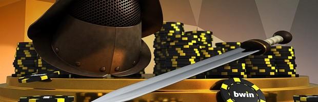 Le Gladiateur sur Bwin Poker