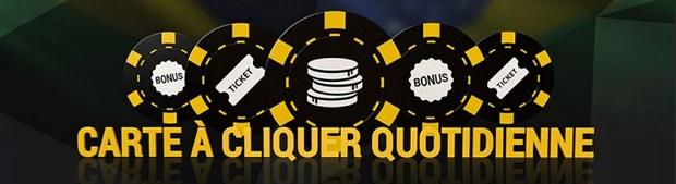 Gagnez vos cartes à cliquer poker sur Bwin du 5 au 21 août