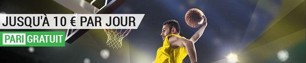 Pronostiquez le tournoi de basket des Jeux olympiques avec Bwin du 6 au 21/08