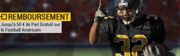Pariez sur la NFL avec Bwin