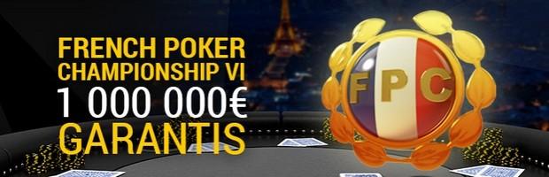 La 6ème édition des FPC sur Bwin Poker
