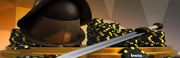 Le Gladiateur sur Bwin Poker en novembre