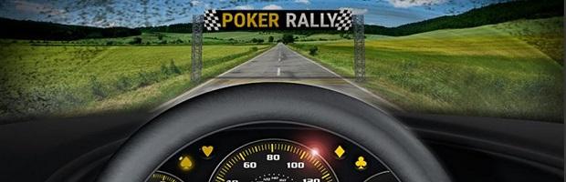 Jusqu'à 500€ de cash à rafler sur Bwin au Rallye Poker