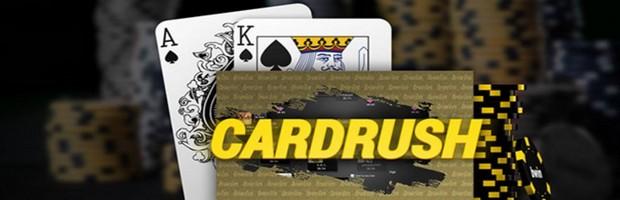 Nouvelle édition du card rush en janvier 2017 sur Bwin