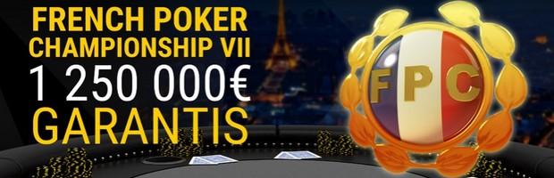 La 7ème édition du French Poker Championship avec Bwin.fr