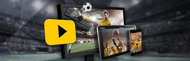 Suivez le sport en direct avec l'offre streaming de Bwin