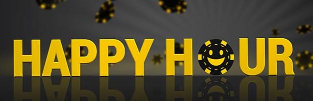 Profitez des Happy Hour chaque jour avec Bwin Poker