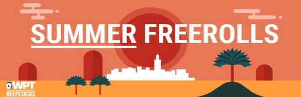 40.000€ mis en jeu pour les Summer Freerolls sur Bwin Poker