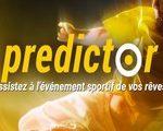 Chaque semaine participez au Predictor de Bwin.fr