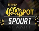 Profitez de l'offre 5 pour 1 en octobre 2017 avec Bwin Poker