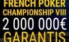 2.000.000€ à partager pour le FPC VIII sur Bwin Poker