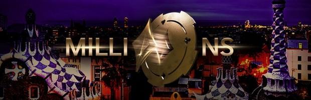 Remportez votre ticket pour le Millions de Barcelone 2018 avec Bwin Poker