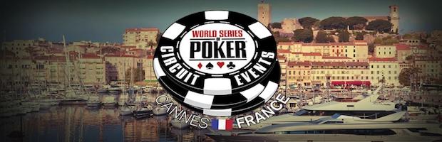 Obtenez votre package à 2.100€ avec Bwin pour les WSOP de Cannes du 1er février au 19 mars 2018