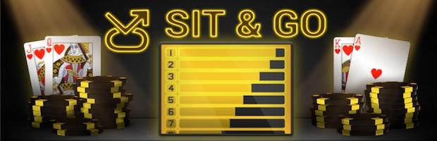 Classement hebdomadaire Sit and Go de Bwin avec 1.500€T à partager chaque semaine