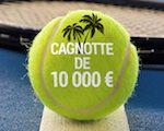 Cagnotte de 10.000€ à partager sur Bwin pour les Masters d'Indian Wells