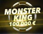 Participez au tournoi de poker Monster King de Bwin.fr