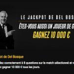 Cagnotte de 10.000€ en jeu chaque jour de match sur Bwin lors de la CdM 2018