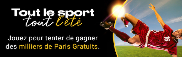 Summer of SPorts 2019 sur Bwin