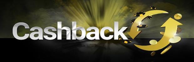 "Programme ""Cashback and Rewards ""sur Bwin Poker"