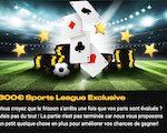 Sports League Exclusive Bwin Poker chaque jeudi à 21 heures