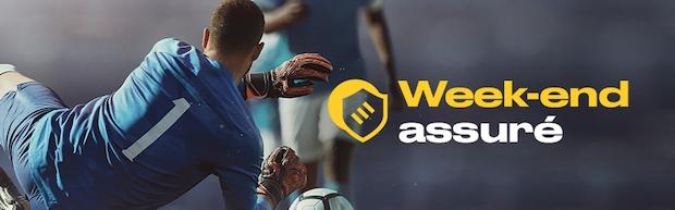 Combinés foot remboursés jusqu'à 20€ sur Bwin chaque week-end