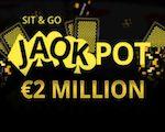 Jusqu'à 2 millions à gagner sur Bwin Poker au Sit And Go Jaqkpot