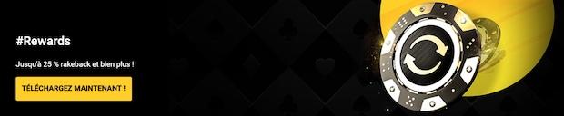 Offre #Rewards Bwin Poker