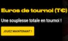 Jouez à des MTT et SNG gratuitement sur Bwin Poker