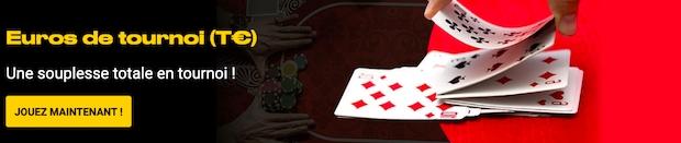 Tournois gratuits sur Bwin Poker